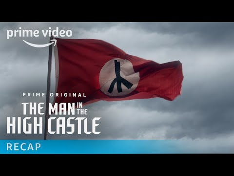 The Man in the High Castle Recap | Seasons 1&2 | Prime Video
