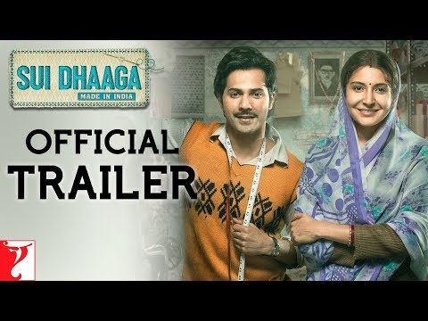 Sui Dhaaga - Made In India | Official Trailer | Anushka Sharma | Varun Dhawan