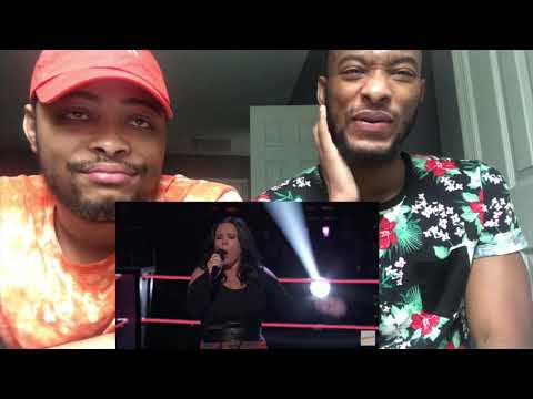 "Mike Parker and Natasia GreyCloud sing John Mayer's ""Gravity"" - The Voice 2018 Battles (REACTION)"