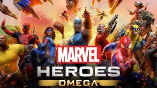 Marvel Heroes Omega - PS4 Closed Beta Trailer by GameSpot