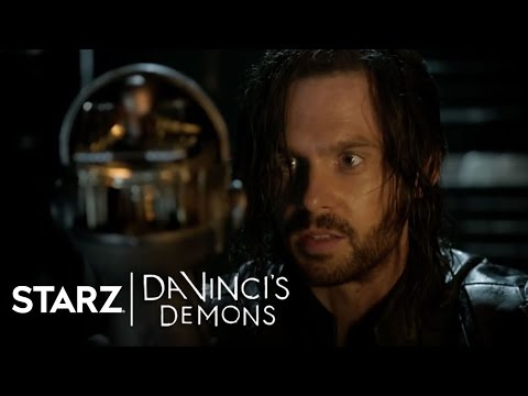 Da Vinci's Demons 2.09 Clip 'Myths'