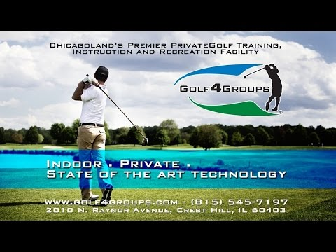 Golf4Groups Crest Hill Testimonial | Kids Golf Lessons | Trackman | 60403