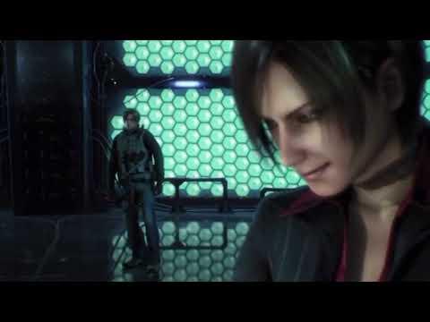 Leon & Ada Resident Evil Damnation