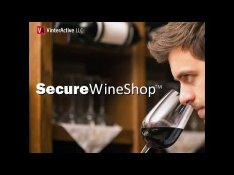 Customer Experience - SecureWineShop™ Demo