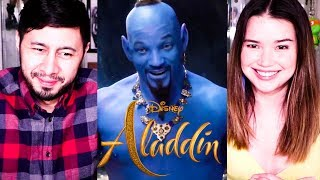 ALADDIN | Special Look | Will Smith | Trailer Reaction!