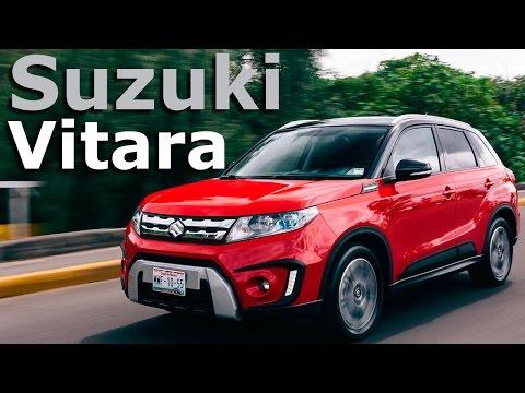 Suzuki new vitara 2016 фотография