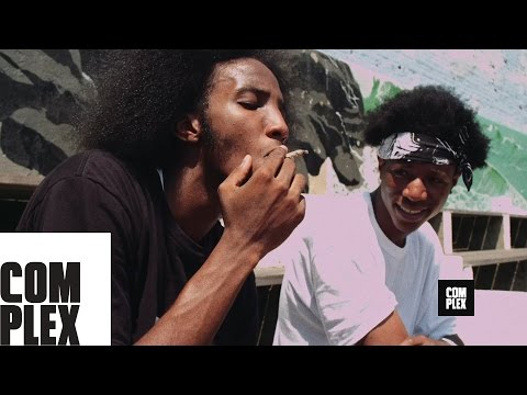 CJ Fly & Joey Bada$$ - Sup Preme (2014)