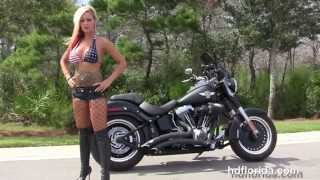 9. Used 2012 Harley Davidson Fat Boy Lo Motorcycles for sale