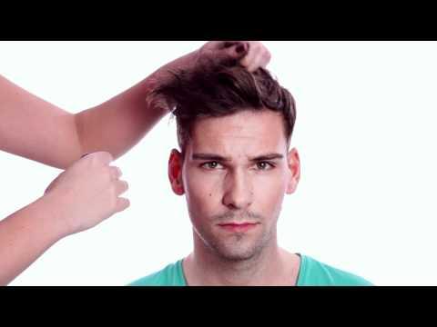 Schnelles Haare stylen für Männer