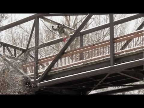 Urban Snowboarding - X Games 2013 Contest Mix