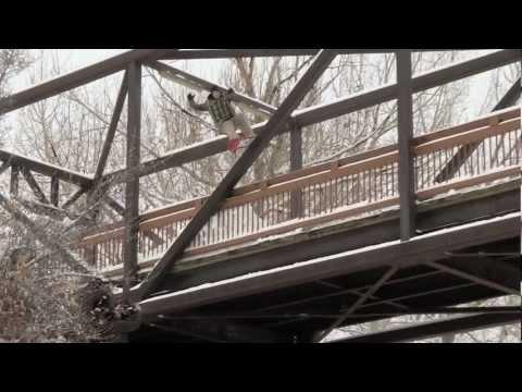 Smaskig snowboarding