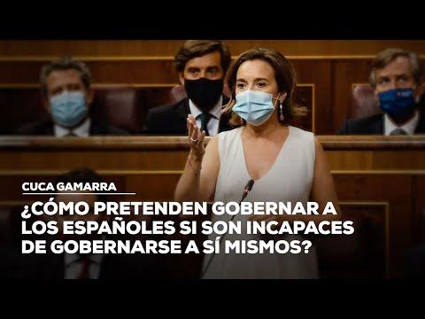 ¿Cómo pretenden gobernar a los españoles si son incapaces de gobernarse a sí mismos?