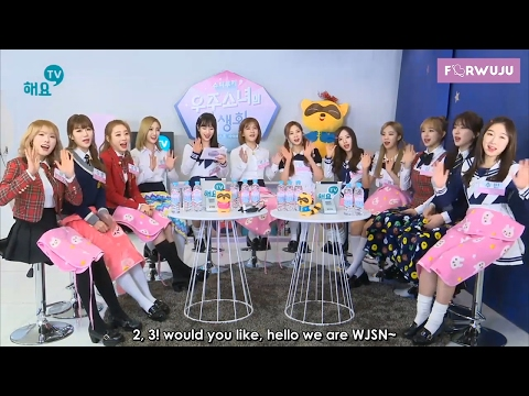 [ENG SUB] 170209 WJSN Private Life On HeyoTV (EP 2)