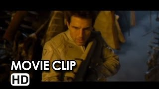 "Oblivion 'Jack Finds a Crash Survivor""' Clip"