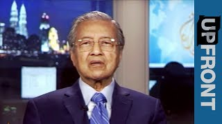 Video 🇲🇾 Ex-PM Mahathir Mohamad: Malaysia 'will go to the dogs' | UpFront MP3, 3GP, MP4, WEBM, AVI, FLV Mei 2018