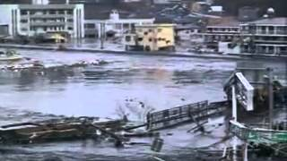 Iwate Japan  City pictures : Tsunami at Kamaishi port, Iwate Prefecture