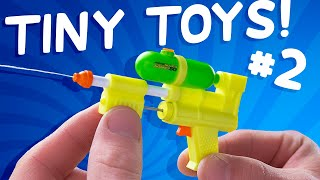 Video 12 of the World's Smallest Toys that Actually Work! MP3, 3GP, MP4, WEBM, AVI, FLV Juni 2019