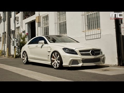 MC Customs | Savini Wheels x Wald Mercedes Benz CLS63