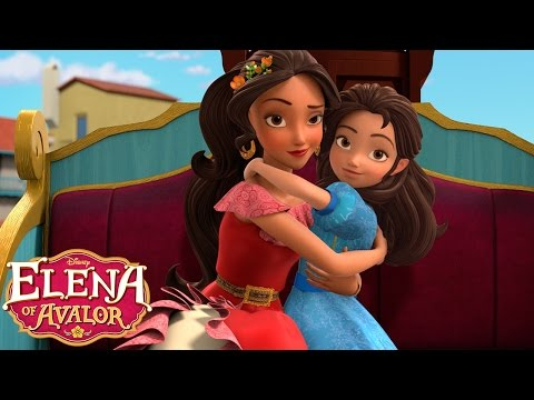 Sister Time Music Video | Elena of Avalor | Disney Channel