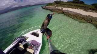 Bourail New Caledonia  city photos : Gopro New Caledonia (Bourail) spearfishing