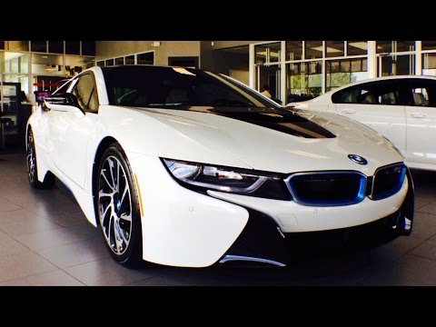 2014 BMW i8 Full Review, Exterior & Interior, Pure Impulse Edition