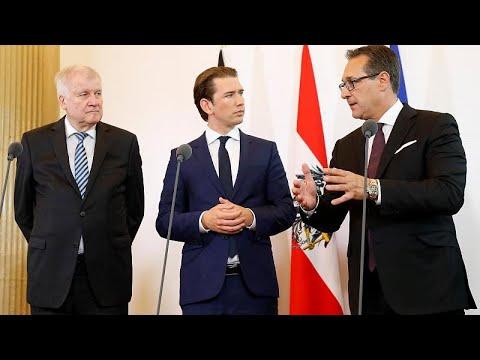 Συνοριακοί έλεγχοι ενόψει συνάντησης υπουργών Εσωτερικών…