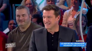 Video TPMP : Capucine Anav flashe en direct sur le fils de Benjamin Castaldi ! MP3, 3GP, MP4, WEBM, AVI, FLV Mei 2017
