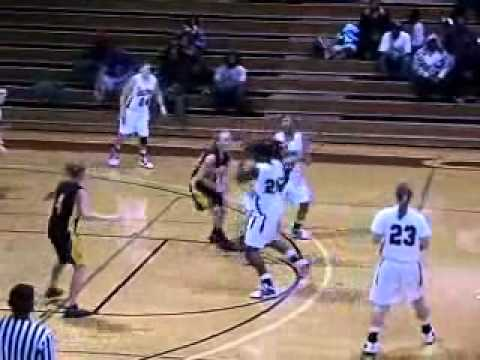 Women's Basketball vs. Randolph 1/11/11 Highlights