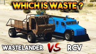 Nonton GTA 5 ONLINE : RCV VS WASTELANDER (WHICH IS BEST?) Film Subtitle Indonesia Streaming Movie Download