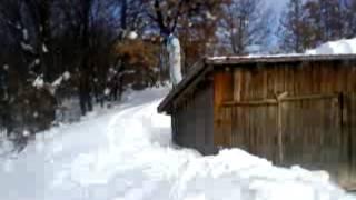 Salto u snijeg 02 by Amir
