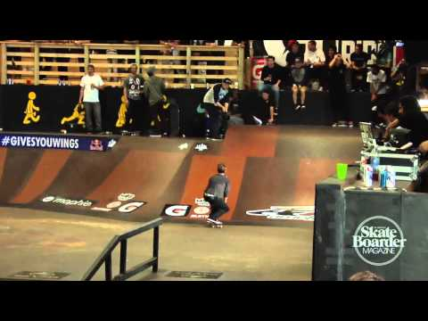 Tampa - Check out highlights from Friday practice at the 2013 Tampa Pro featuring Austyn Gillette, Sean Malto, Evan Smith, Chaz Ortiz, David Gonzales and more.