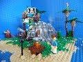 Lego MOC 8 Treasure Island