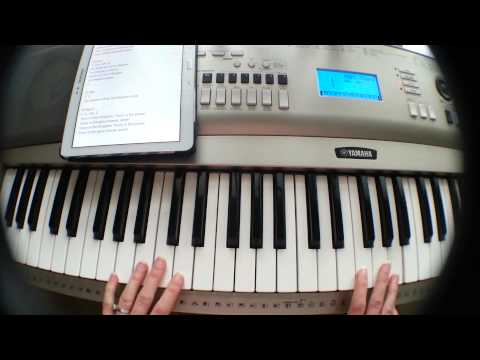 Bethel - Our Father /  Let Heaven Come Piano Tutorial