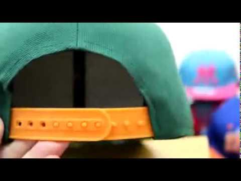 Oakland athletics MLB snapback hats male lady hip-hop cap.
