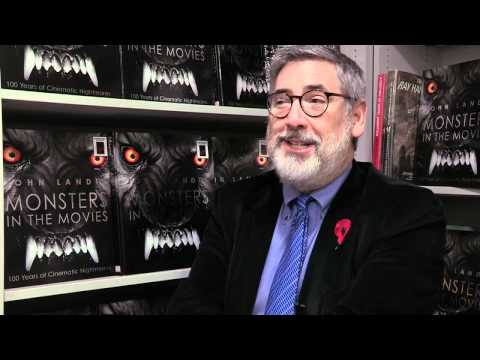 John Landis - Premiere Scene's Claire and Anthony Bueno popped down to Londons Forbidden Planet to talk to renowned Hollywood Director John Landis, to talk about his new b...