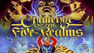 Видео Challenge of the Five Realms