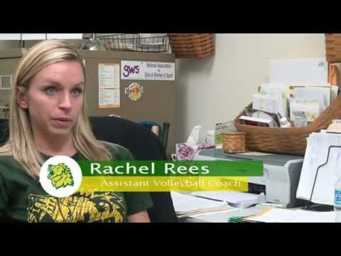 Assistant Volleyball Coach Rachel Rees