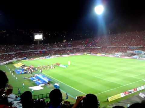 La Hinchada Mas Linda Del Mundo(2) - Rexixtenxia Norte - Independiente Medellín