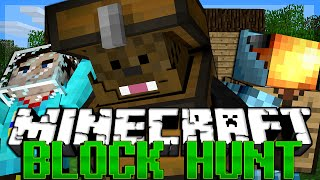 Minecraft Hide and Seek (Block Hunt) w/ BIllWarlow and AcidicBlitzz