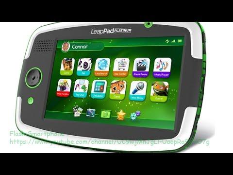 LeapFrog LeapPad Platinum Kids Review Learning Tablet, Green