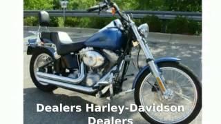 1. 2005 Harley-Davidson Softail Standard - Specs - erheriada