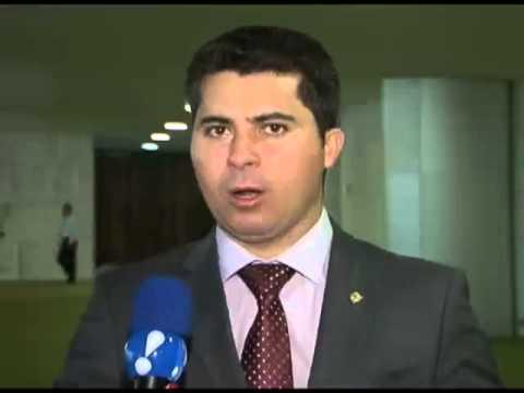Dep. Marcos Rogério denuncia problemas nas obras da BR 364 em Rondônia