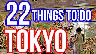 Tokyo Japan  city images : 22 Things To Do in Tokyo, Japan (MUST SEE Attractions)