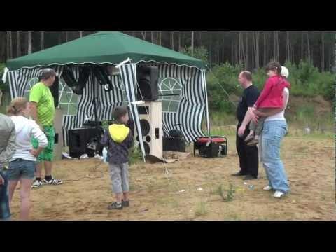 1-й Open Air Солярис клуб - игра в фанты