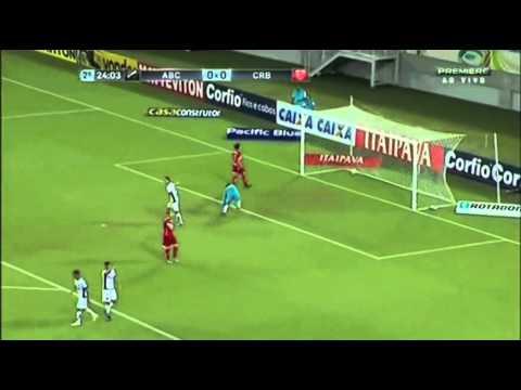 ABC 0X0 CRB: confira os melhores momentos na Arena das Dunas