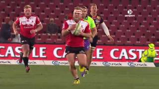 Lions v Kings Rd.16 16 2016 | Super Rugby Video Highlights