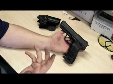 HK45 Review – The Best Polymer Frame 45ACP Pistol