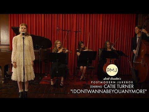 idontwannabeyouanymore – Billie Eilish (Vintage Strings Cover) ft. Catie Turner