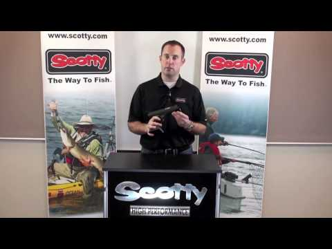 Scotty Rodmaster II Rod Holder