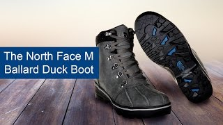 The North Face M Ballard Duck Boot - фото